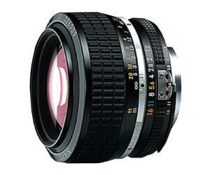 Nikon 50mm f/1.2 Ai-S Review