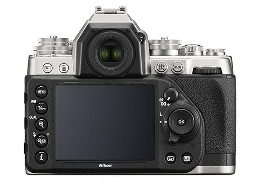 Nikon Df Back