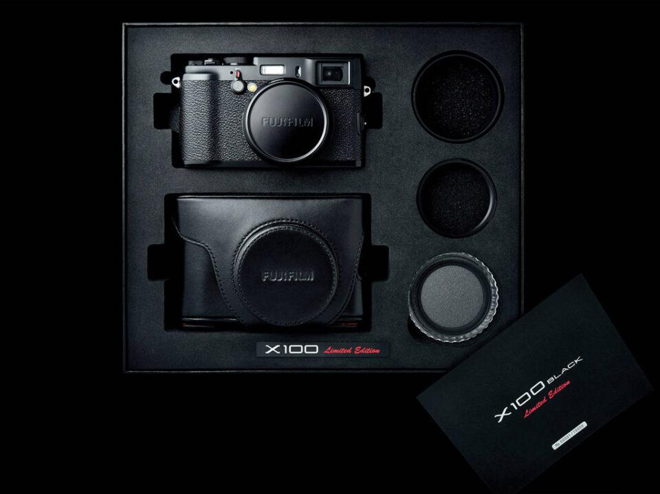 Fujifilm X100 Limited Edition