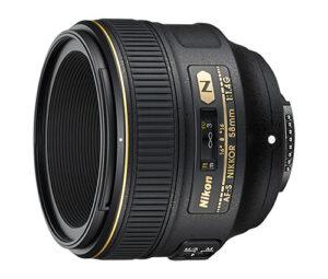 Nikon 58mm f/1.4G Review