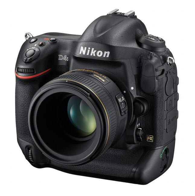 Nikon D4s Front Left