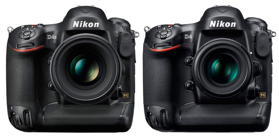 Nikon D4s vs D4
