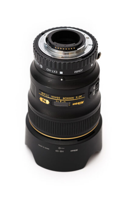 Vello Auto Extension Tube for Nikon
