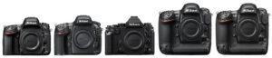 Nikon High ISO Comparison using D600, D800E, Df, D4 and D4s