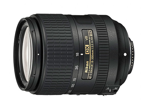 Nikkor 18-300mm f3.5-5.6G VR DX