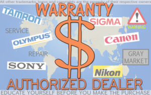 Why You Should Only Buy from Authorized Dealers