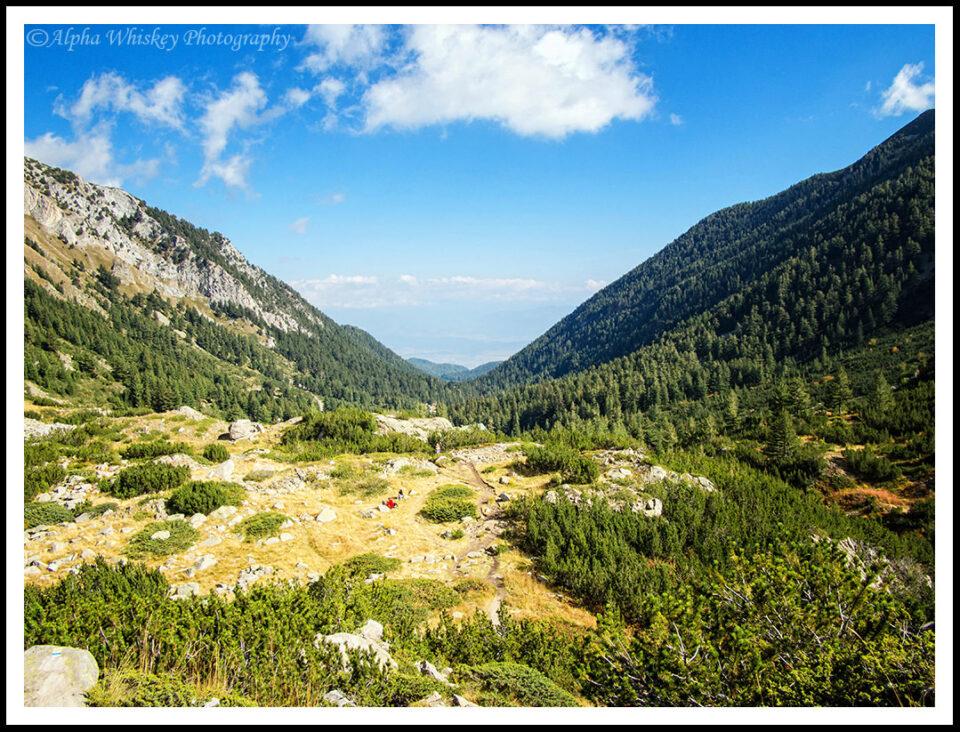 Panasonic 14mm F/2.5, ISO 200, Pirin Mountains, Bulgaria.