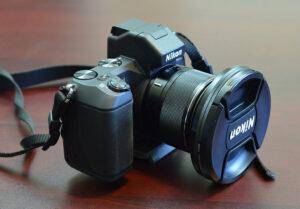 Using a Polarizing Filter with Nikon 1 Cameras
