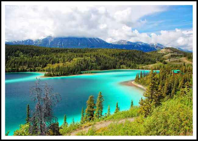 1 Emerald Lake Alaska