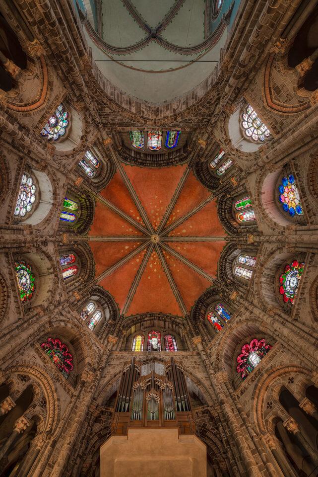 Cologne Dome of the Basilica Saint Gereon