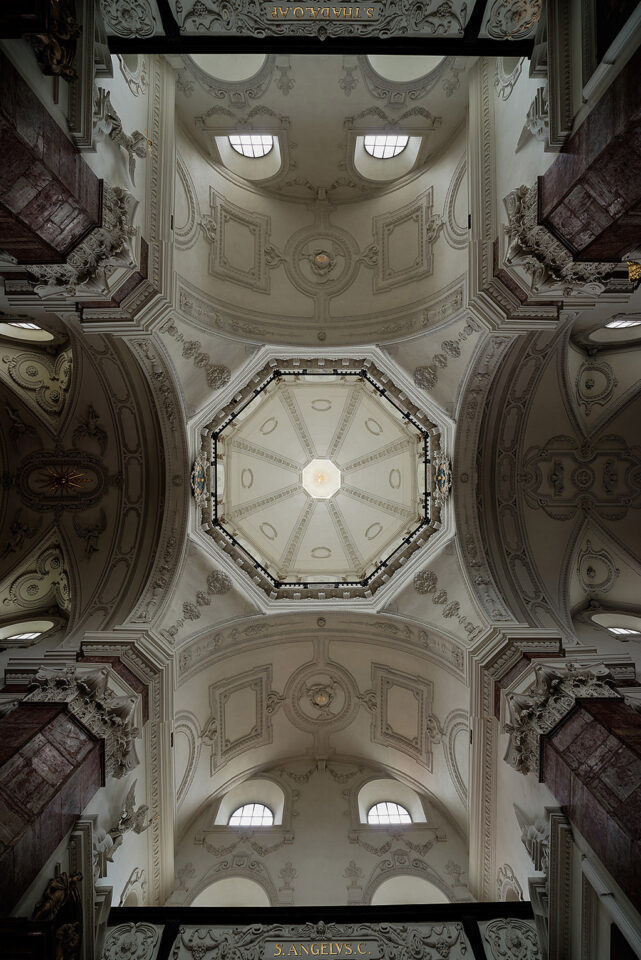 Innsbruck Dome of the Jesuit Church