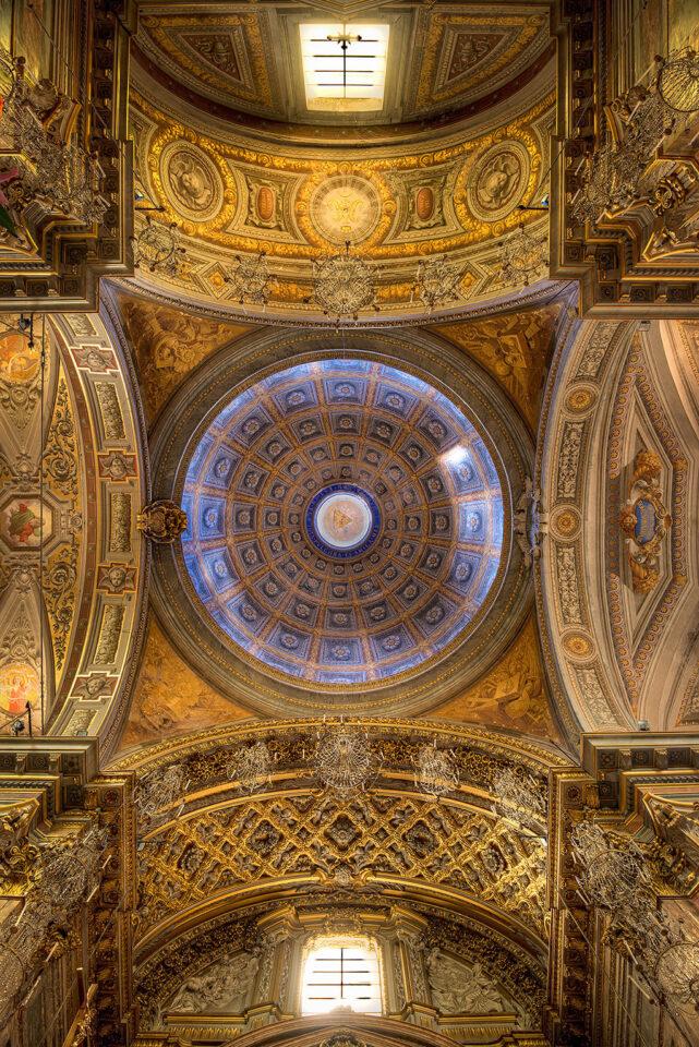 Rome Church Santa Maria della Scala