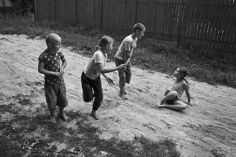 © Tadas Kazakevičius. Children of Silenai (4)