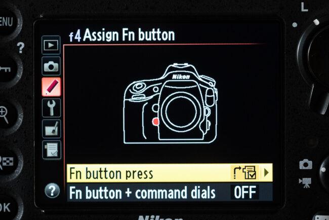 Nikon Tricks