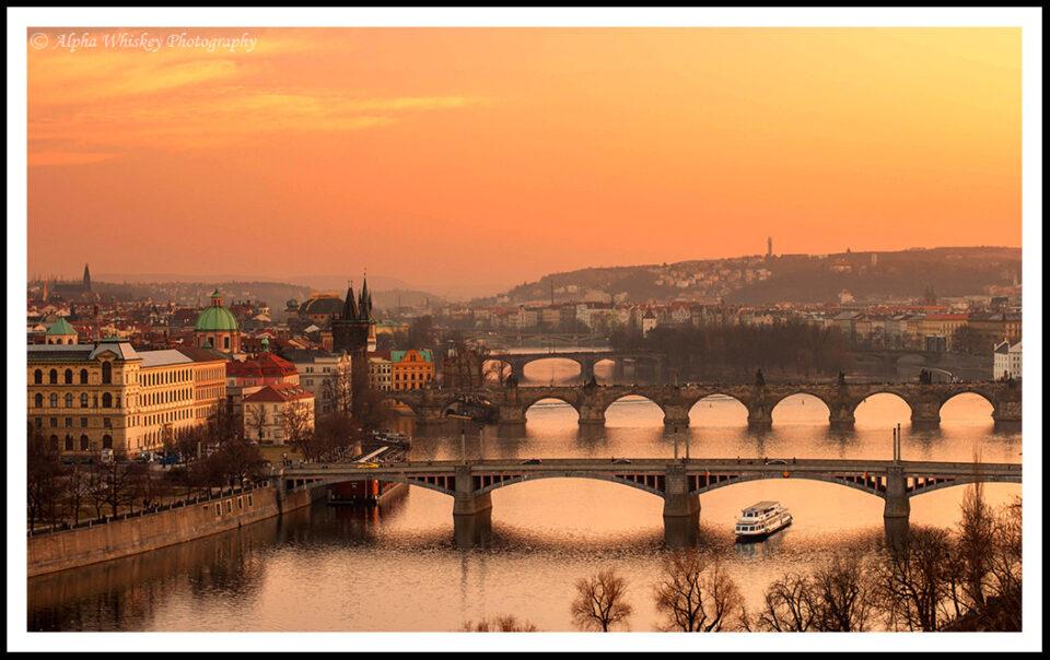 3 Vltava River