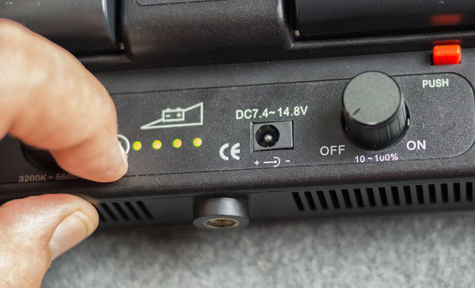 Genaray LED 7100T (16)