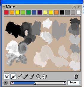 Painter Color Palette