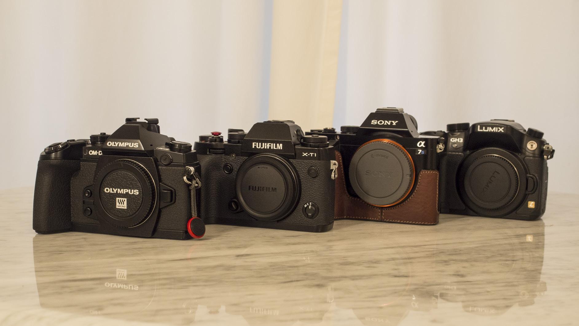 A Beginner's Guide to Choosing a Mirrorless Camera