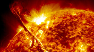 Incredible Time-lapse of the Sun from NASA