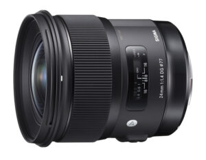 Sigma 24mm f/1.4 Art and Sigma 150-600mm Available for Pre-Order