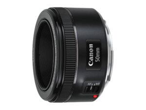 Canon EF 50mm f/1.8 STM Announcement