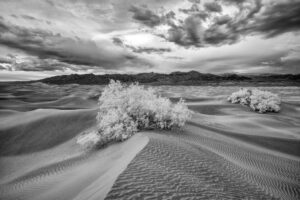 Death Valley in Infrared