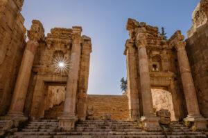 Wadi Rum, Jordan Tour Invitation