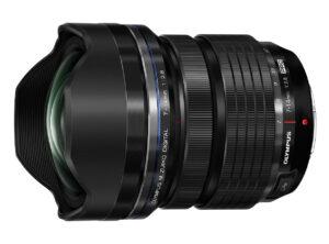 Olympus 7-14mm f/2.8 and 8mm f/1.8 Fisheye Announcements
