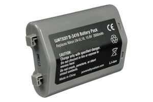 Third Party Battery Review – Watson and Wasabi Batteries