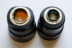 Nikon F vs Canon EF – What's the Difference?