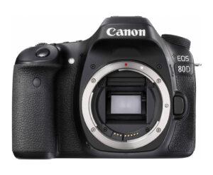 Canon 80D Announcement