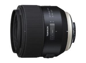 Tamron SP 85mm f/1.8 Di VC USD Announcement