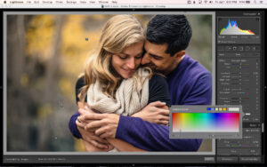 Adding A Splash Of Color With Your Post-Processing Tools