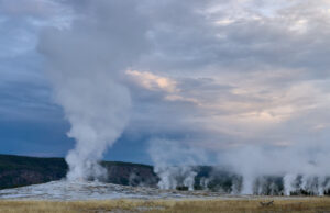 A Day in Yellowstone