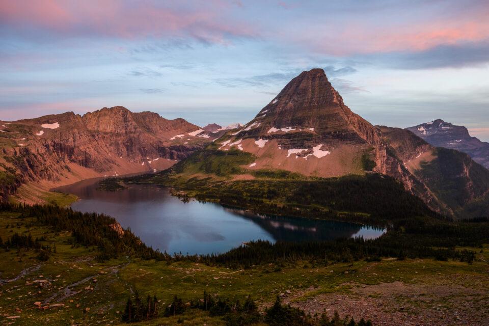 ISO Invariance Glacier National Park