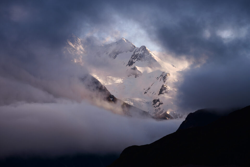 ISO invariance Mountain
