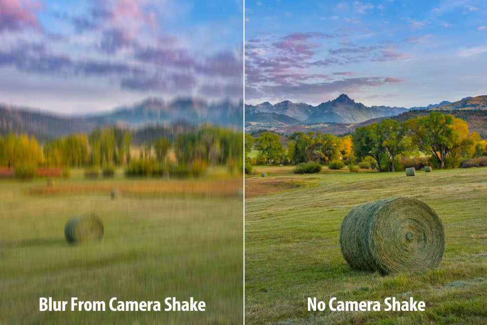 How to Properly Hold a Camera to Get Sharp Photos