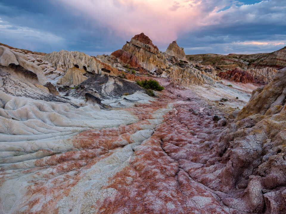 Hells Half Acre at Sunset, captured by Fujifilm GFX 50S, an ideal landscape photography camera.