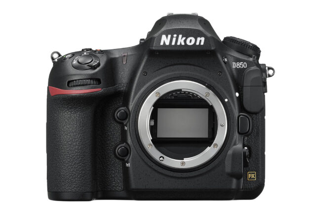 The Nikon D850 is one of the best cameras on the market today. It is especially good for high-resolution applications like landscape photography.