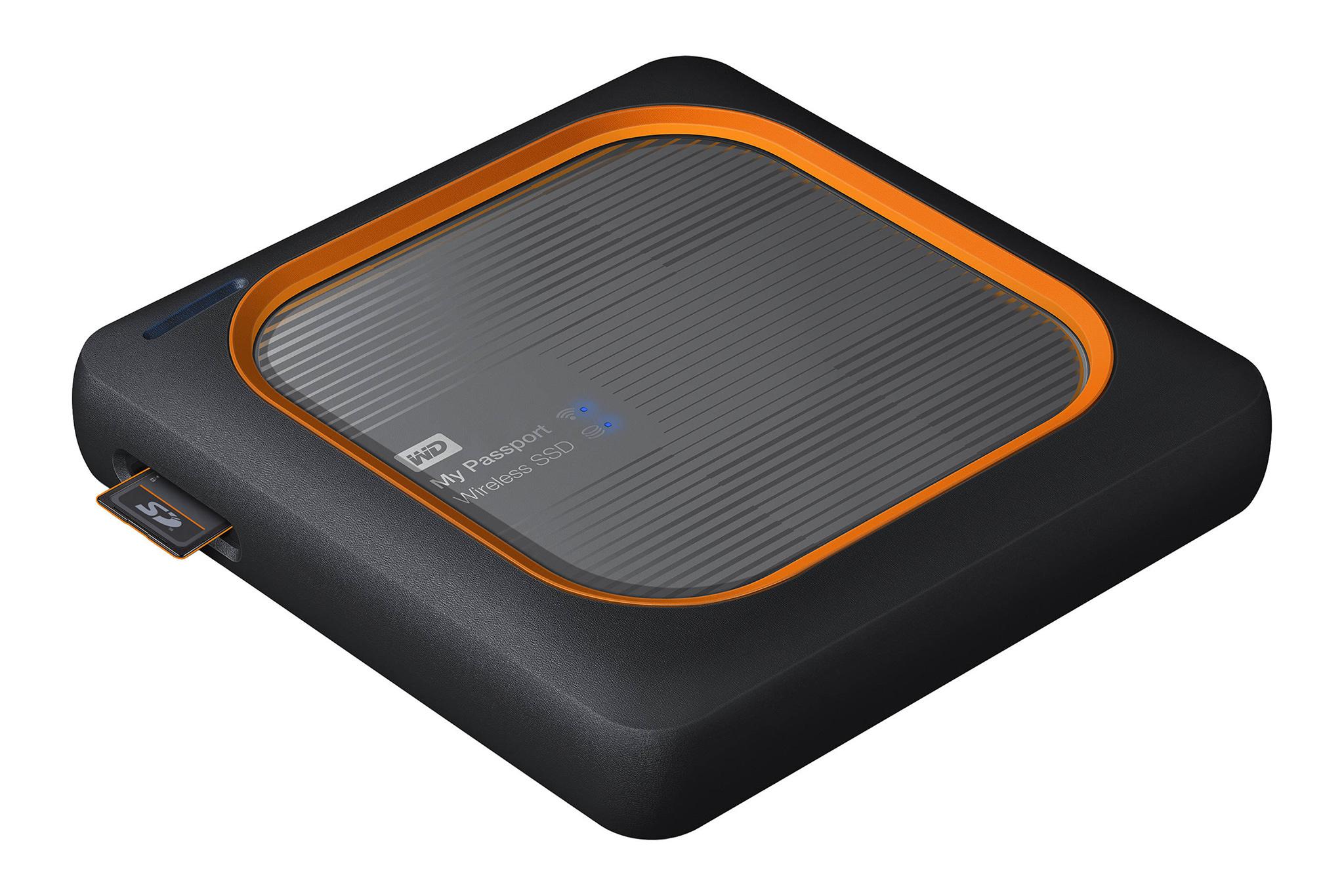 WD My Passport Wireless Reviews - TechSpot