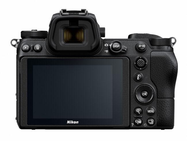 Nikon Z6 II Back