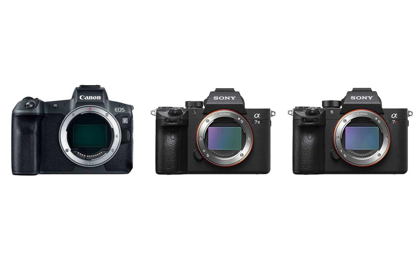 Canon EOS R vs Sony A7 III vs Sony A7R III - Photography Life