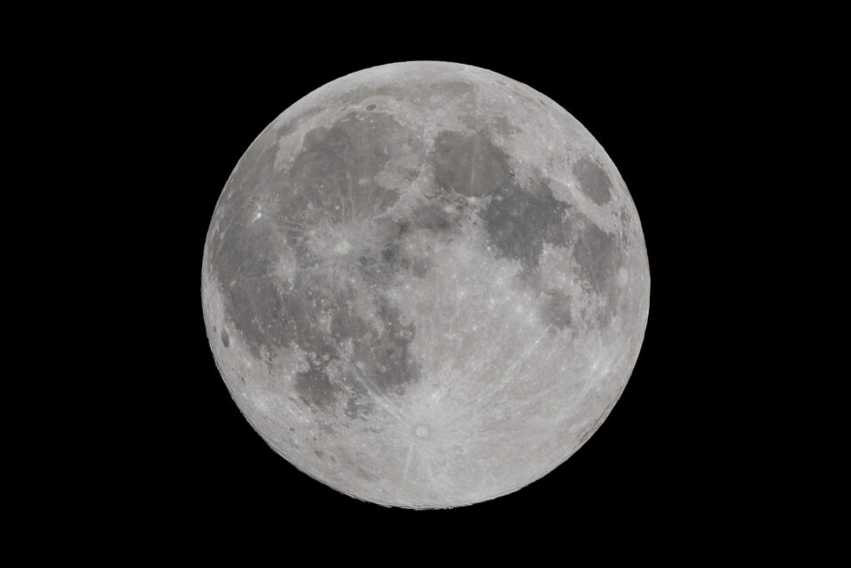 The Supermoon of 06-23-2013 - how to Photograph the Moon