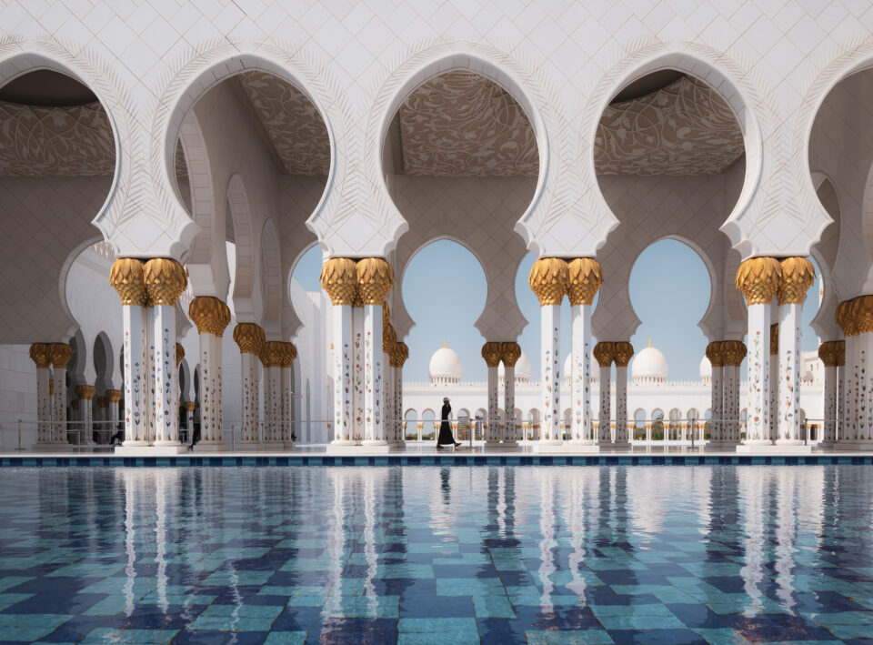 Nikon D780 Abu Dhabi Mosque