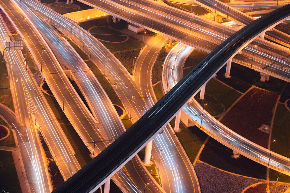 Nikon D780 Cityscape Telephoto Long Exposure Dubai