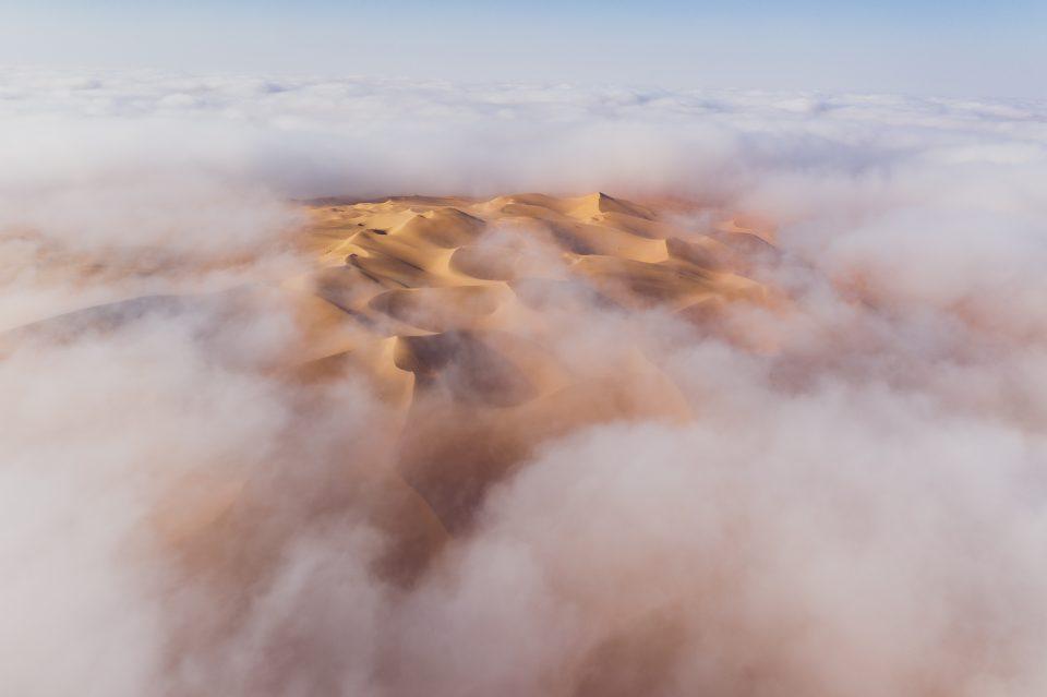 1 Desert Photo with Basic Panel Adjustments