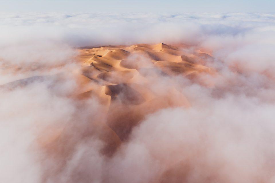 4 HSL Adjustments to Liwa Desert Photo