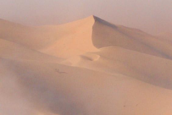 Sand Dunes Single Image Noise
