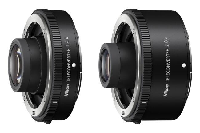 Nikon Z 1.4x and 2.0x Teleconverters