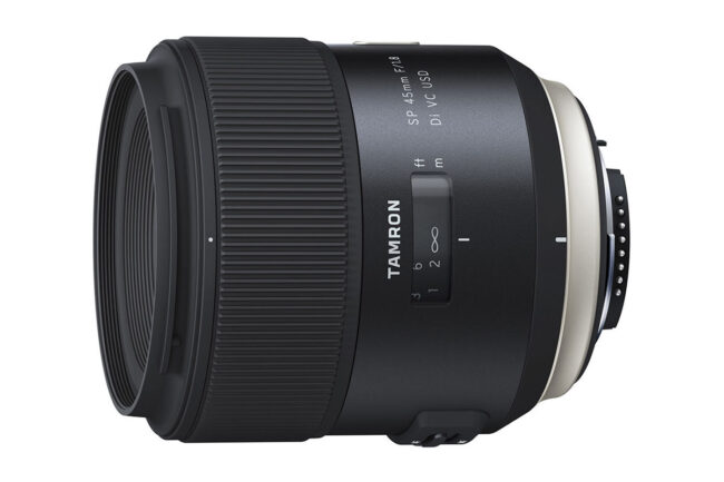 Tamron SP 45mm f/1.8 Di VC USD Review
